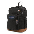 Jansport cool student black side image