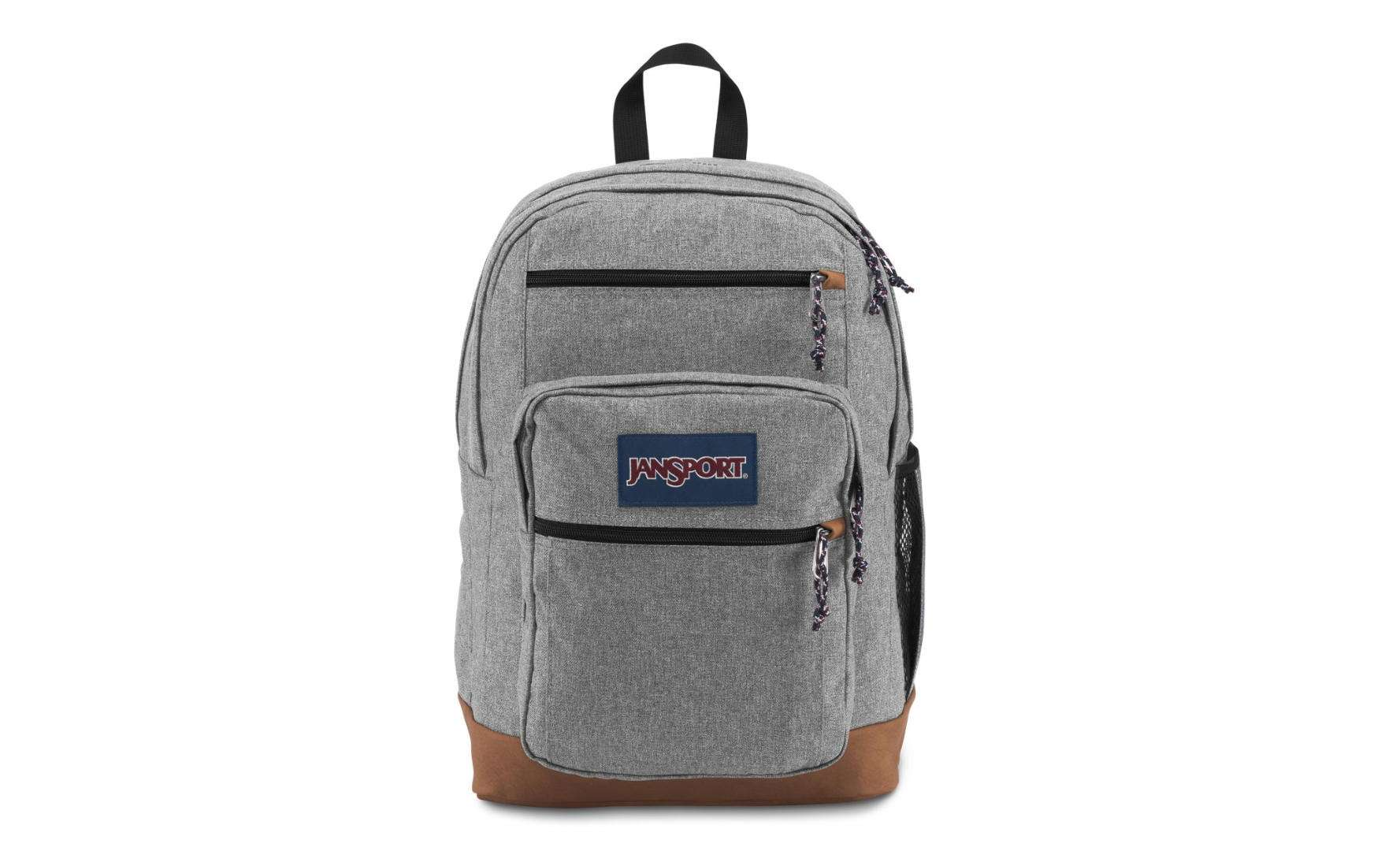 4f10b806c926 Jansport Cool Student Backpack Grey Letterman Poly- Fenix Toulouse ...