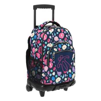Totto backpack with wheels - Renglones 2
