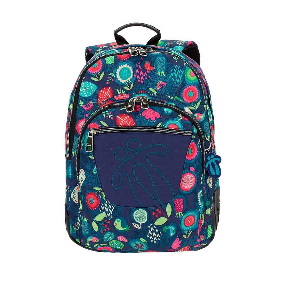 Totto Backpack Crayola
