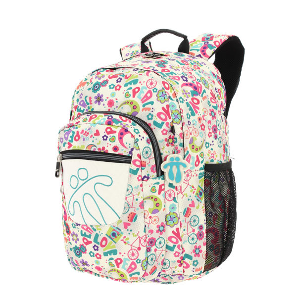 Totto school backpack - Pencil