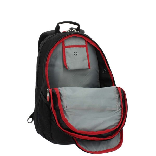 "Totto laptop backpack 15.4"" - Krimmler"