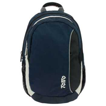 "Totto laptop backpack - 15.4"" - Titanio"