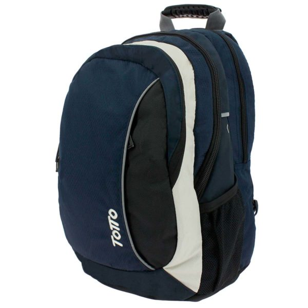 """Totto laptop backpack - 15.4"""" - Titanio"""