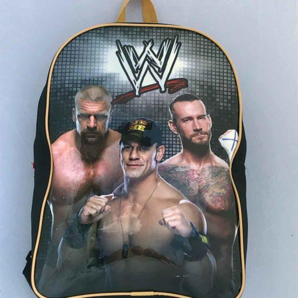 WWE School Backpack