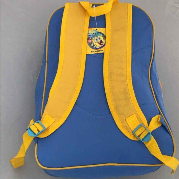 Spongebob School Backpack