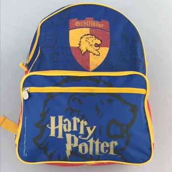 Harry Poter Gryffindor School Backpack