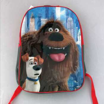 Secret Life Of Pets School Backpacks