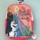 Frozen Celebrate Summer School Backpack