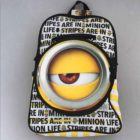 Minions Eye School Backpack