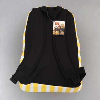 Minions Eye School Backpack 2