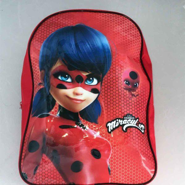 Miraculous Ladybug Kids Backpack