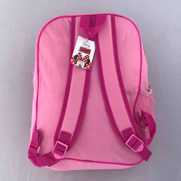 Minnie Mouse School Backpack