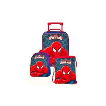 Spiderman Bag Set