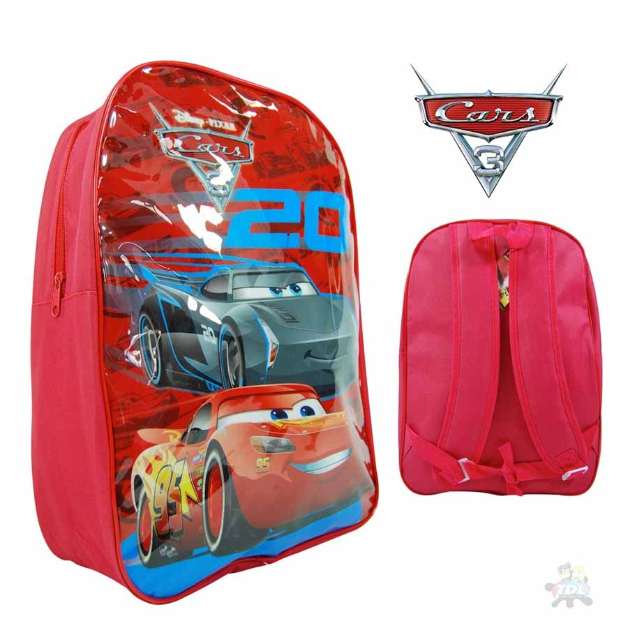 Cars Kids Backpack