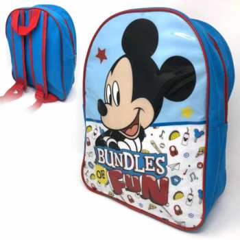 Mickey Mouse Junior Kids Backpack