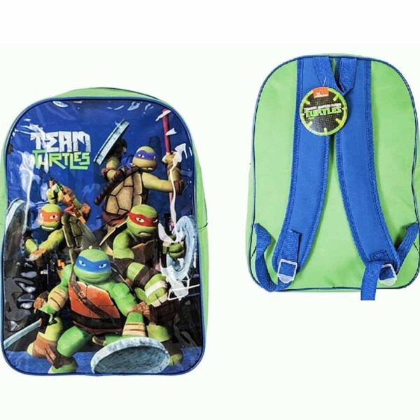 Ninja Turtles Kids Backpack