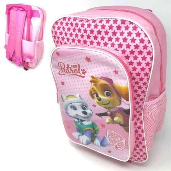Paw Patrol Pink Trolley Backpack