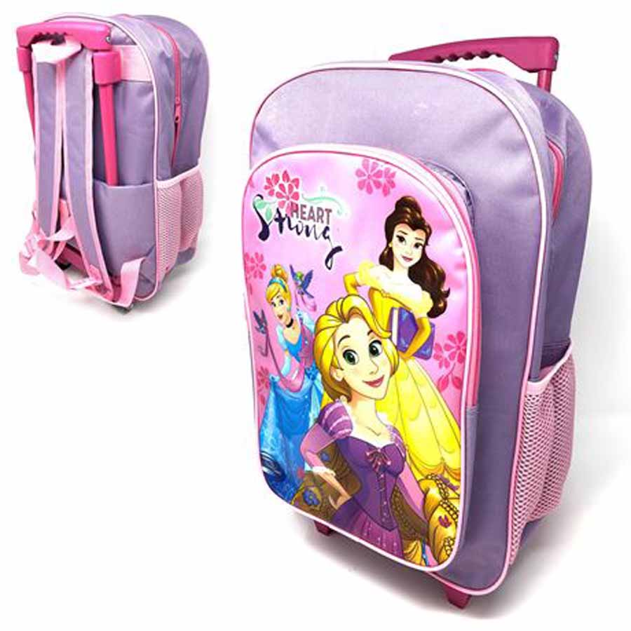 Princesses - Rapunzel Trolley Backpack