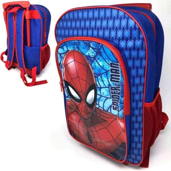 Spiderman Trolley Backpack