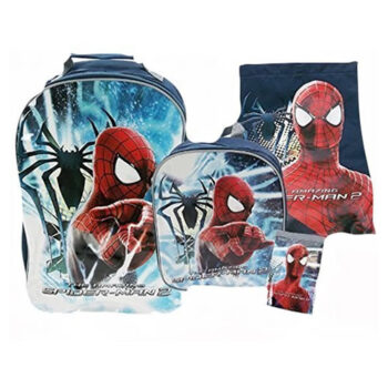 amazing spiderman 2 bagset